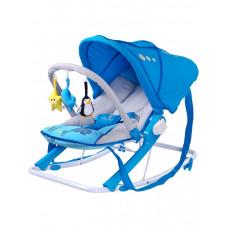 Detské ležadlo CARETERO Aqua blue Preview