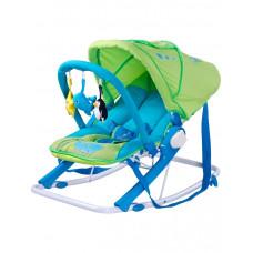 Detské ležadlo CARETERO Aqua green Preview