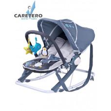 Detské ležadlo CARETERO Aqua grey Preview