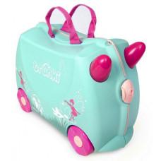 TRUNKI cestovný kufrík a odrážadlo Víla FLORA Preview