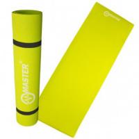 Podložka na cvičenie MASTER Yoga EVA 4 mm - 173 x 60 cm - zelená