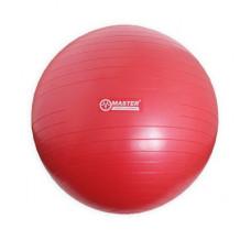 Gymnastická lopta MASTER Super Ball 75 cm - červená Preview