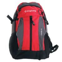 KING CAMP batoh Cherry 22 červený