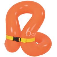 Detská nafukovacia plavecká vesta JILONG U-ion - oranžová