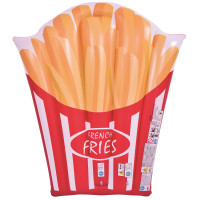 Nafukovacie lehátko JILONG Jambo French Fries - hranolky 151 cm
