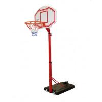Basketbalový kôš s doskou 170 x 90 x 255 cm MASTER Attack 260