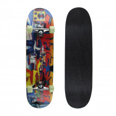 Skateboard SPARTAN Ground Control - Zbee Preview
