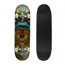 Skateboard SPARTAN Ground Control - Voodoo Preview