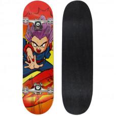 Skateboard SPARTAN Super Board - Manga Preview