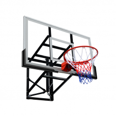 Basketbalová doska MASTER 140 x 80 cm s konštrukciou Preview