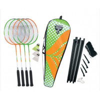 Bedmintonový set TALBOT TORRO 4 Attacker Plus