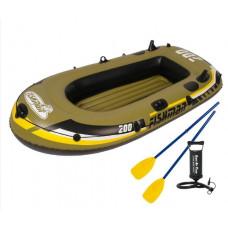 Nafukovací čln Fishman 200 set Preview