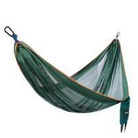 Hojdacia sieť KING CAMP Cool 260 x 160 cm - zelená