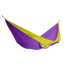 KING CAMP Parachute hojdacia sieť 270 x 130 cm - purpurovo-žltá Preview