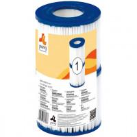 Kartuša pre filtráciu s prietokom 1.136 l / h