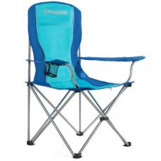 InGarden kempingová skladacia stolička King Camp modrá Preview