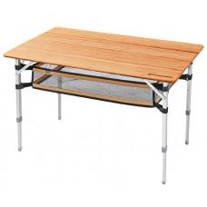 Kemping stôl KING CAMP Bamboo 100 x 65 cm Preview