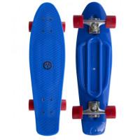 "MASTER Plastik Penny Board 27"" modrý"