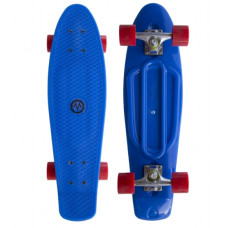 "MASTER Plastik Penny Board 27"" modrý Preview"