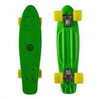 """MASTER Plastik Penny Board 22"""" zelený"""