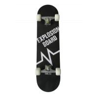 MASTER skateboard Explosion Board čierny