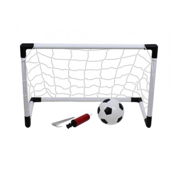 MASTER Futbalová bránka 60 x 40 x 30 cm s loptou