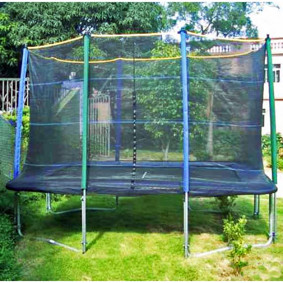 Ochranná sieť na trampolínu MASTERJUMP 300 x  210 cm