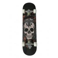 MASTER skateboard Extreme Board Skull