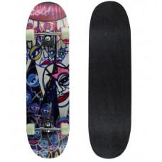 SPARTAN Skateboard Circle Star - Cold Preview