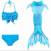 Kostým a plavky morská panna MASTER Diana - 150 cm