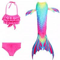 Kostým a plavky morská panna MASTER Marína - 150 cm
