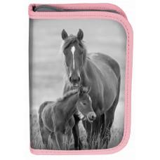 Peračník s príslušenstvom PASO HORSE 19 x 13 x 4 cm - ružovo-sivý Preview