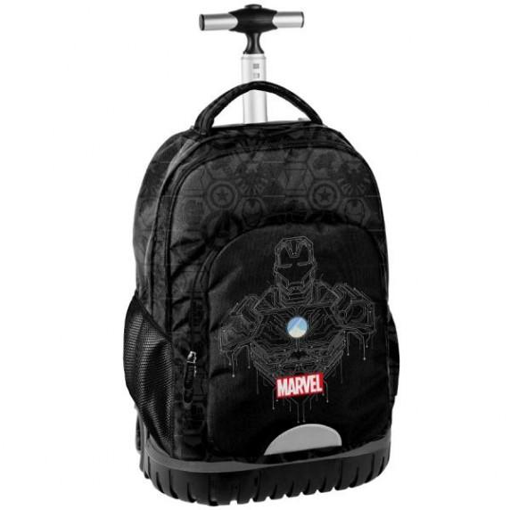 Školská taška na kolieskach Marvel 49 x 32 x 20 cm PASO