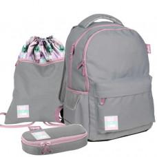 Školský set PASO Barbie - školská taška + peračník + vak na telocvik Preview