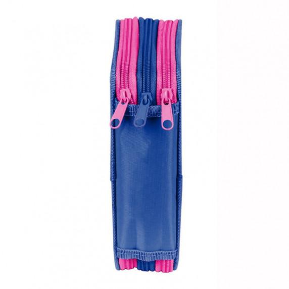 PASO školský set BARBIE TROPICAL - školská taška + peračník + vak na telocvik
