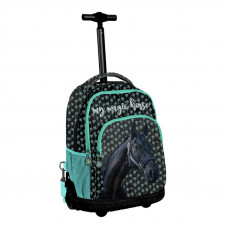 PASO školská taška HORSE 44 x 33 x 23 cm Preview