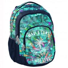 PASO školská taška MAUI PALMS 44 x 32 x 25 cm Preview