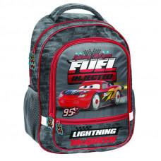 PASO školská taška Cars 42 x 31 x 16 cm - Sivá Preview