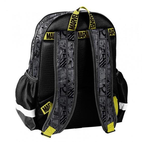 PASO školský set Marvel - školská taška + peračník + vak na telocvik