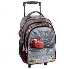 PASO školská taška na kolieskach CARS 43 x 30 x 23 cm Preview