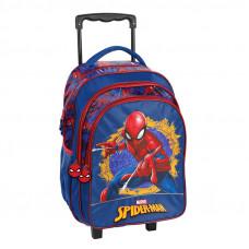 PASO školská taška na kolieskach Spiderman 43 x 30 x 23 cm Preview