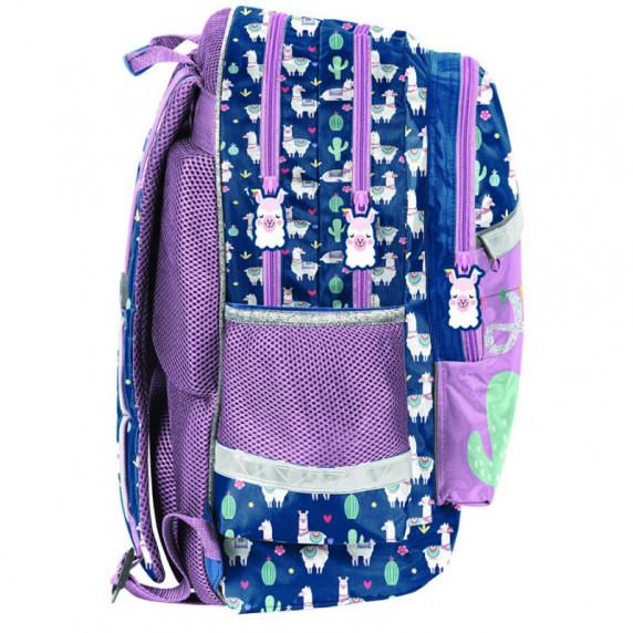 PASO školská taška Lama 42 x 29 x 17 cm