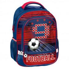 PASO školská taška FOOTBALL 41 x 31 x 18 cm