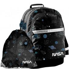 Školský set PASO NASA - školská taška + vak na telocvik  Preview