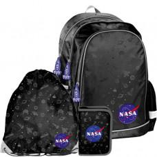 Školský set PASO NASA planéty - školská taška + peračník + vak na telocvik  Preview