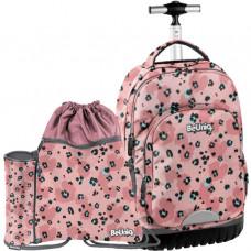 Školský set PASO Jaguar - školská taška + peračník + vak na telocvik Preview