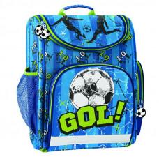 PASO školská taška GOL! 36 x 30 x 16 cm - Modrá Preview