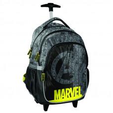 PASO školská taška na kolieskach Marvel 45 x 31 x 24 cm Preview