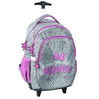 PASO školská taška na kolieskach MINNIE 45 x 31 x 24 cm