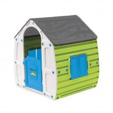 Záhradný domček 102 x 90 x 109 cm T02527 Inlea4Fun Preview